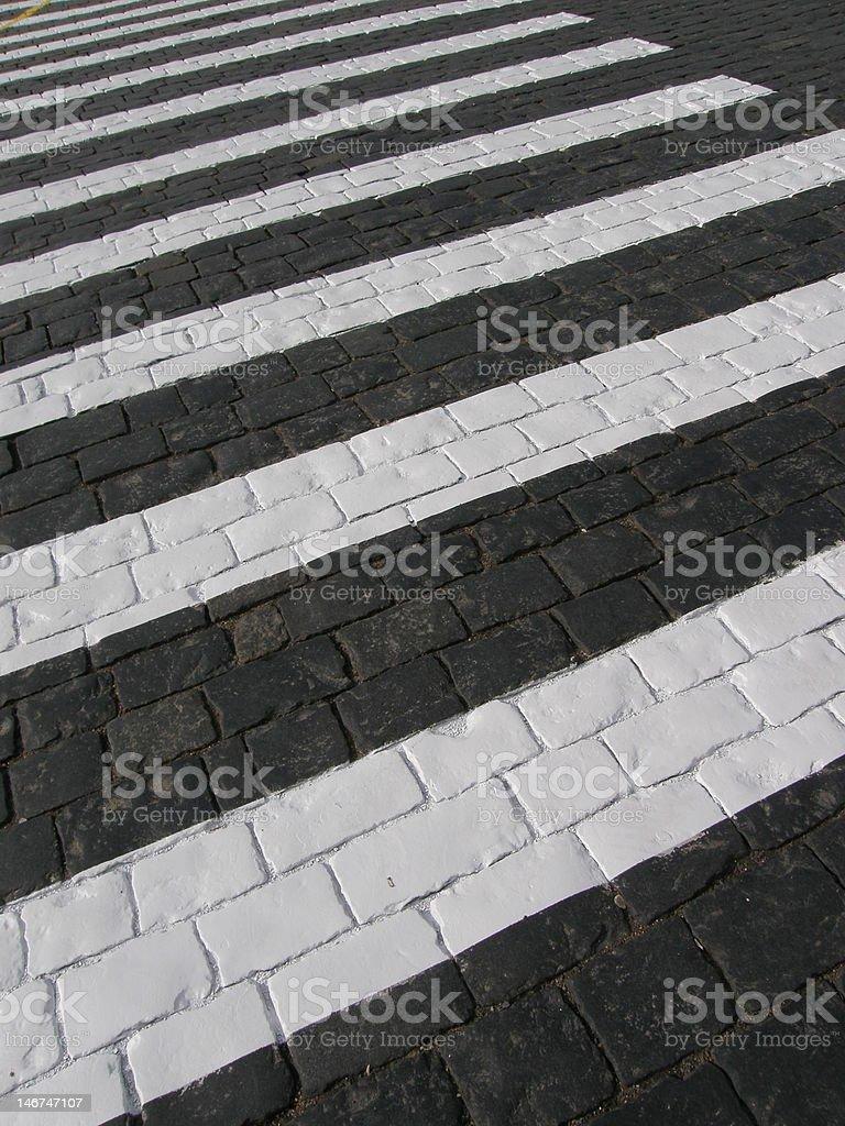 White Stripes royalty-free stock photo