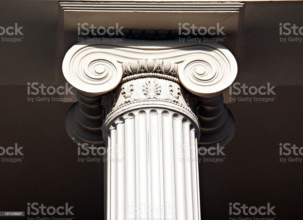 white Strukture royalty-free stock photo
