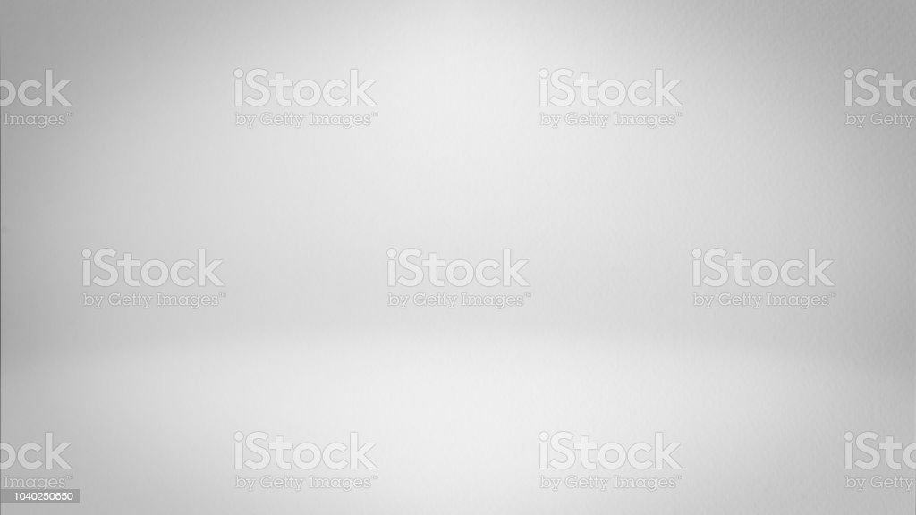 White studio background - Royalty-free Abstrato Foto de stock