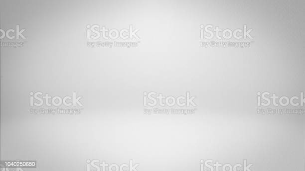 White Studio Background - Fotografias de stock e mais imagens de Abstrato