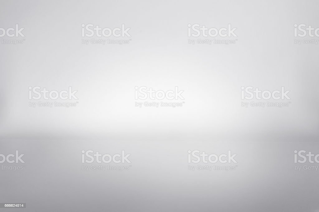 White studio space stock photo