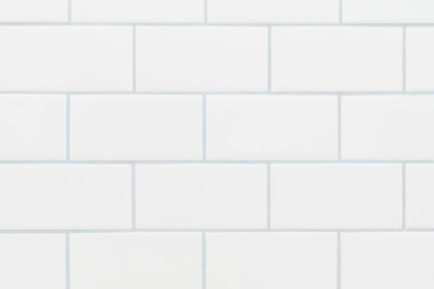 White subway tile background White subway tile background subway stock pictures, royalty-free photos & images