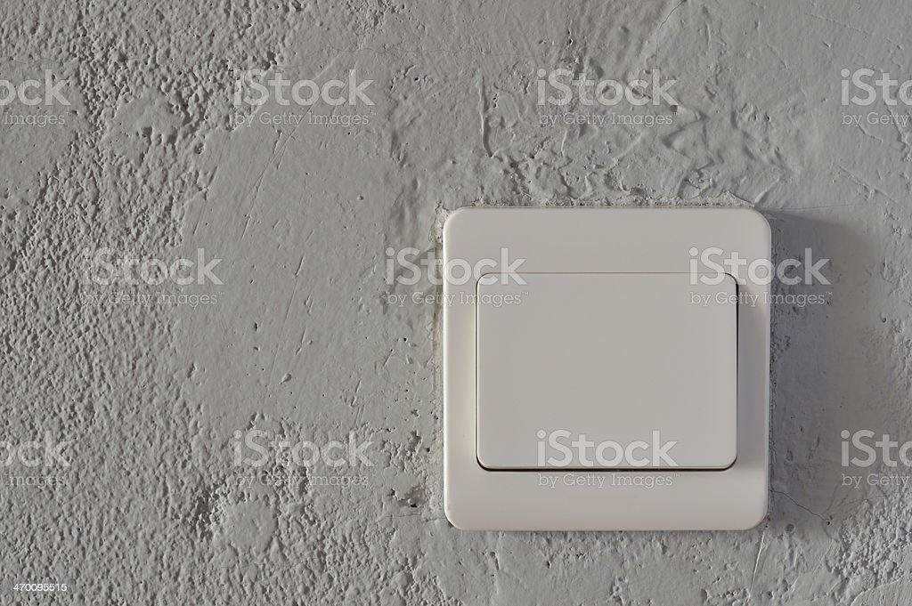 White Switch stock photo