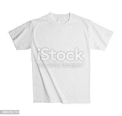 istock White T Shirt 898398734