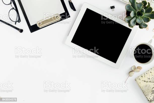 White tablet with clipboard keyboard notepad glasses succulents and picture id843554576?b=1&k=6&m=843554576&s=612x612&h=p6qlyslokzneq7wqkyosepbjridsytpxb411lroxusw=