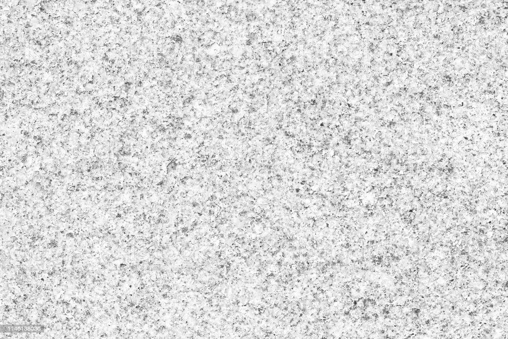 White Terrazzo Floor Texture And Background Stock Photo