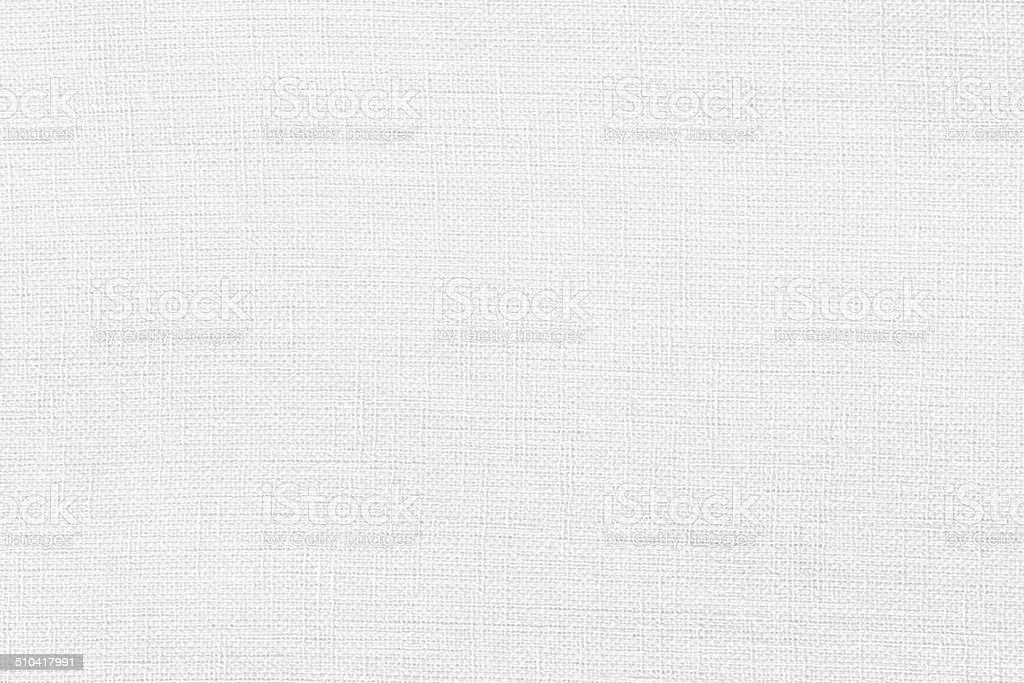 White Textile Background stock photo
