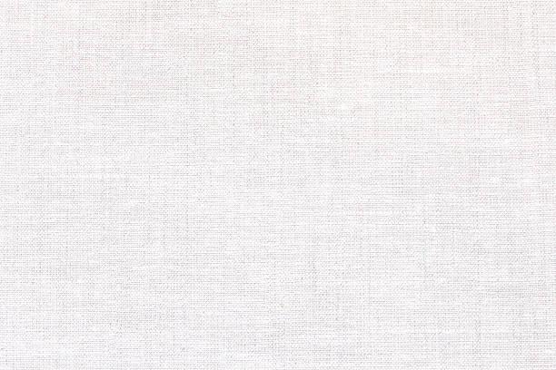 白い織物ます。 ストックフォト