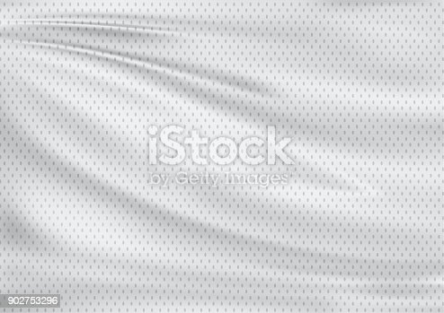 istock white textile sport background 902753296