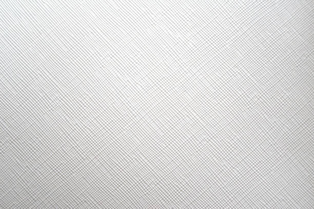 white texture background of watercolor paper - textile stock photos and pictures