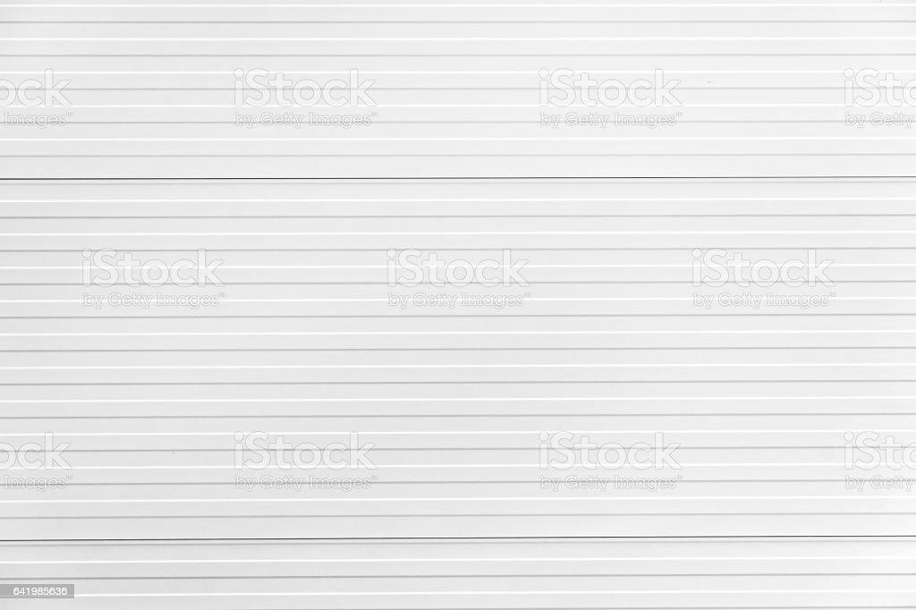 White texture. Sheet metal stock photo
