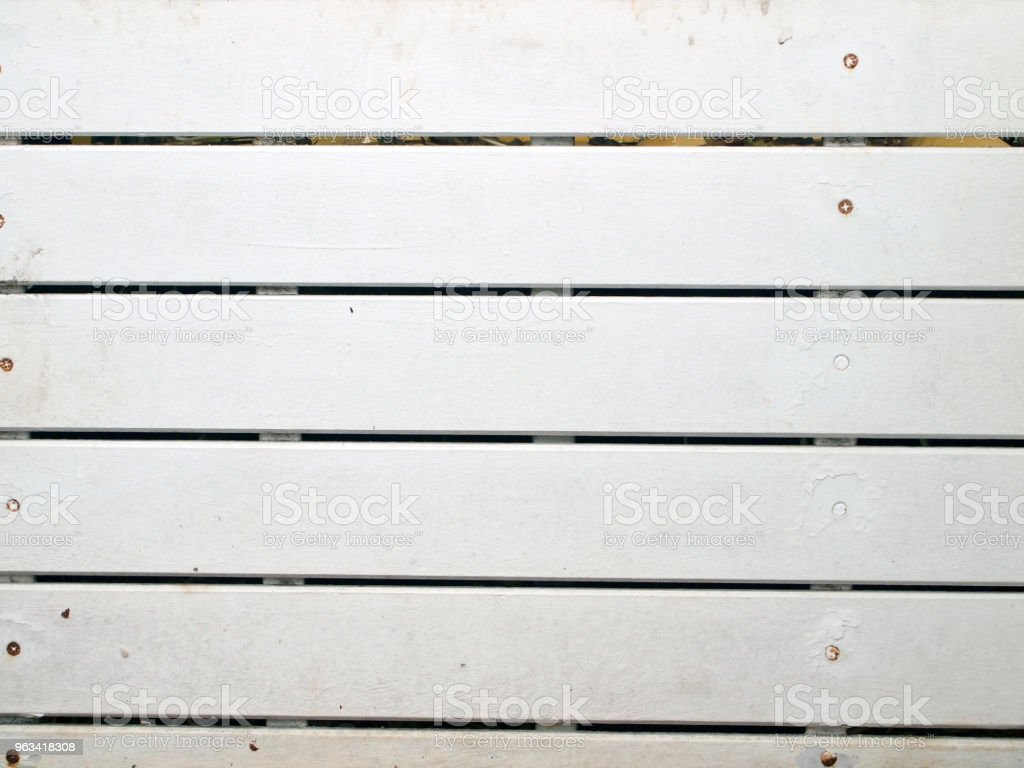 cloison en bois blanc texture - Photo de Abstrait libre de droits