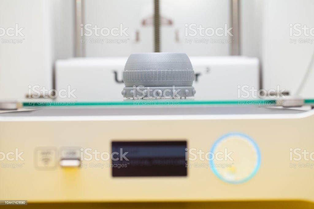 Imprimante en trois dimensions blanc - Photo