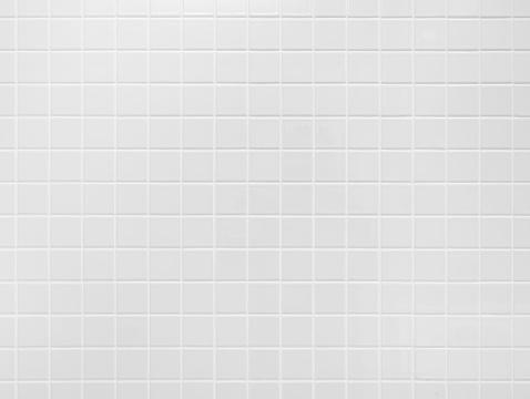 istock White tile wall Background floor texture 825543194