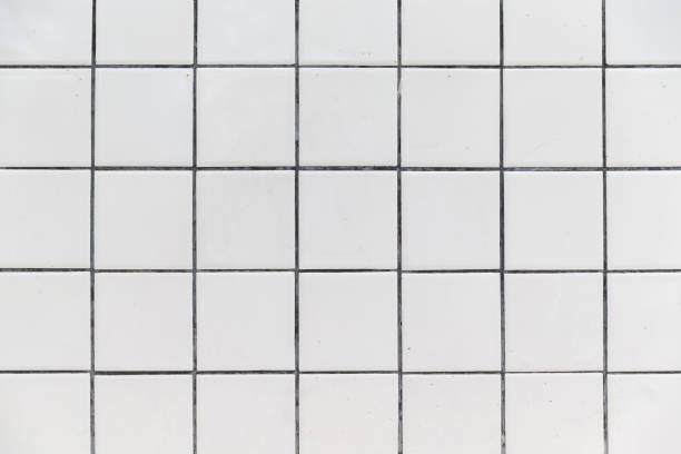 白色瓷磚牆壁背景紋理。 - 大廈樓層 個照片及圖片檔