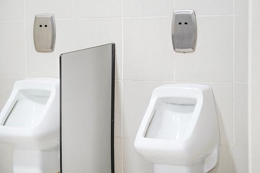 istock White toilet in the bathroom 1154561680
