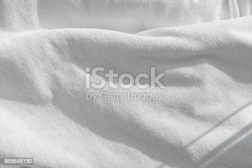 1151113068 istock photo White towel background 653548130