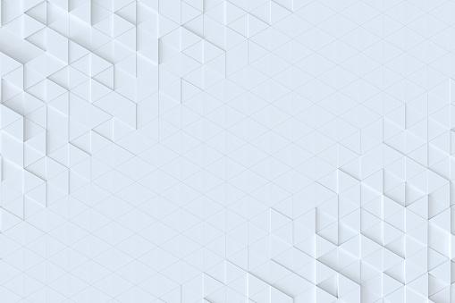 Beyaz Üçgen Çini Seamless Modeli 3d Işleme Arka Plan Stok Fotoğraflar & Arka planlar'nin Daha Fazla Resimleri