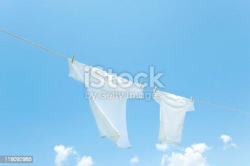 istock White T-shirt 119092985