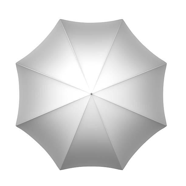 White umbrella – Foto