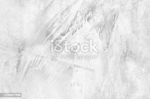 1040250650 istock photo white wall and cement dirty texture and background with copy space. 1209687898