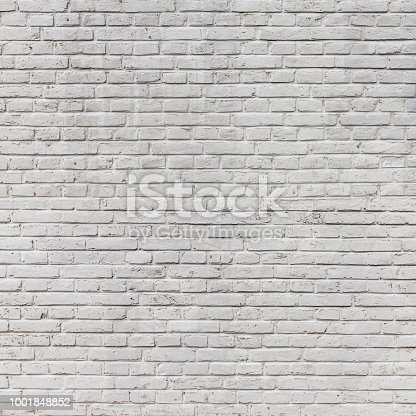 White blank wall background