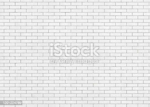 white, wall, bricks, 3d, rendering, texture