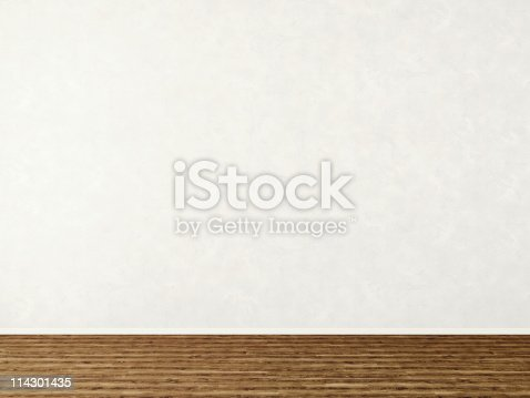 629801250istockphoto White Wall in Empty Room 114301435