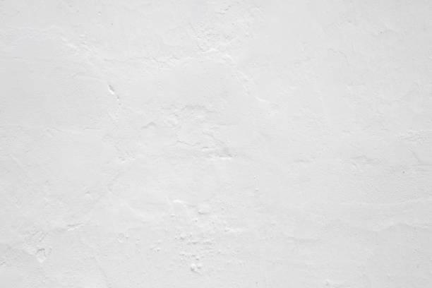 de pared blanco  - estuco fotografías e imágenes de stock