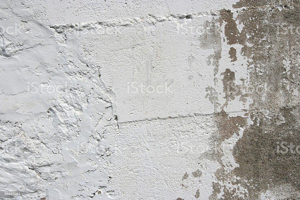 Weiße wall Lizenzfreies stock-foto