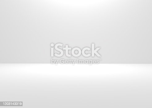 white, wall, room, 3d, rendering, background, studio