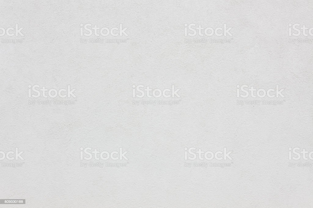 White wall stucco plaster texture background stock photo