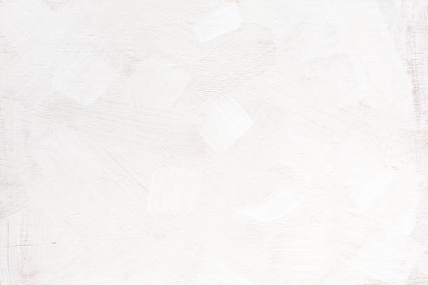 white wall with plaster pattern background - beige background stock photos and pictures