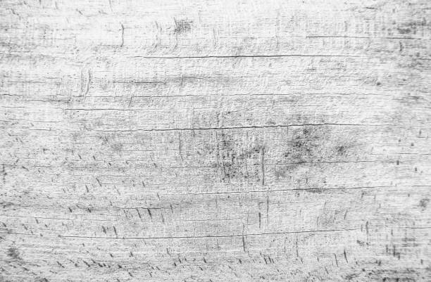 white wash rustic wooden planks textured background - whitewashed stock photos and pictures