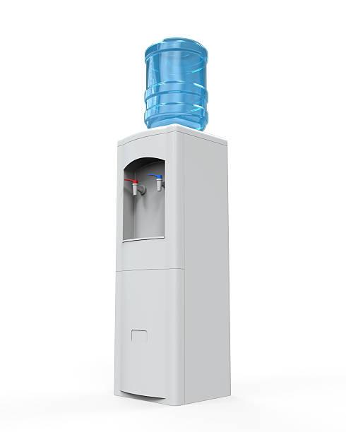 white water cooler - leitungswasser trinken stock-fotos und bilder