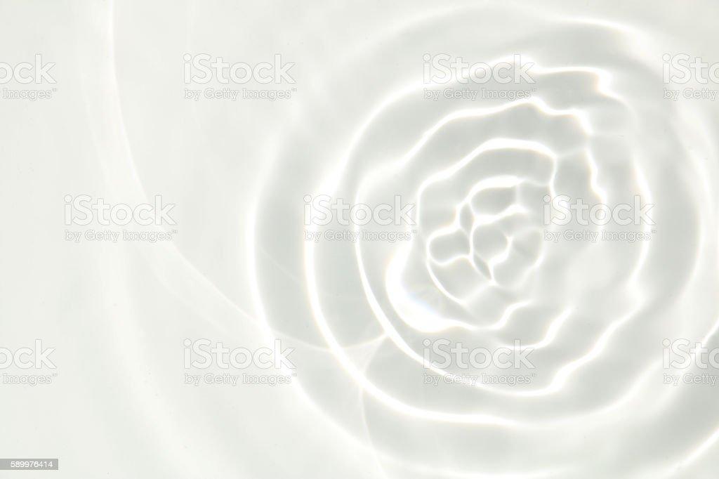 white water ripple background #3 stock photo