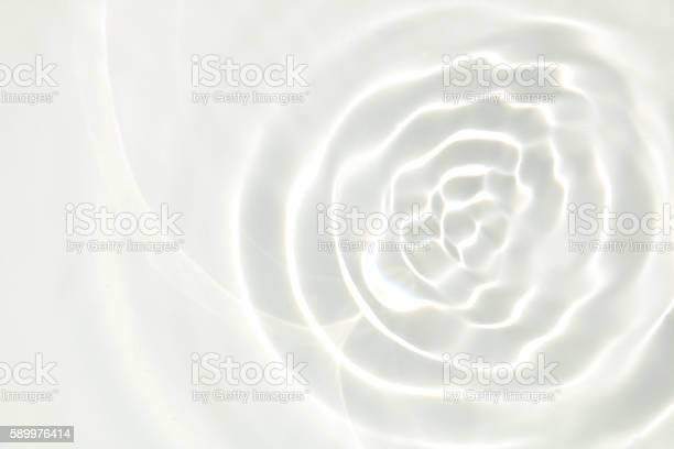 Photo of white water ripple background #3