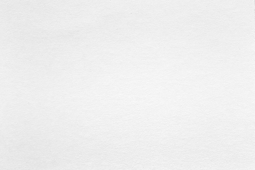 White watercolor paper texture, background. High quality texture in extremely high resolution.
