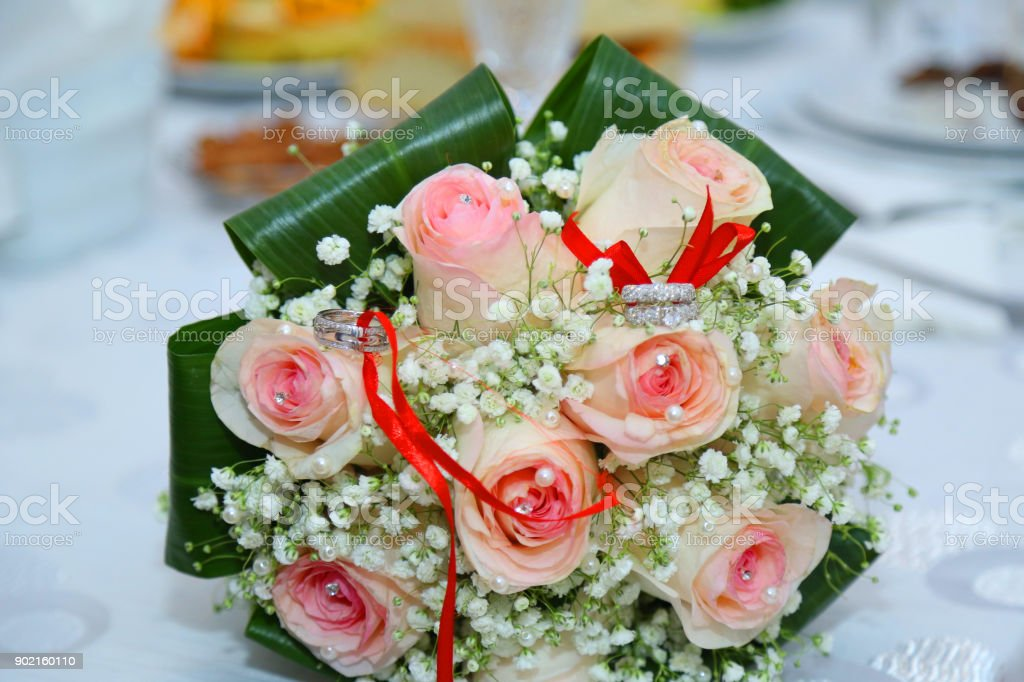 Floral Flower Bouquet Ring