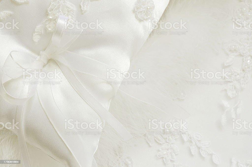 White wedding background stock photo