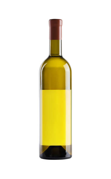 White wine bottle of yellow glass with a blank yellow label on a picture id1151105911?b=1&k=6&m=1151105911&s=612x612&w=0&h=vswnxxgkccblxd0w9rveocen5p3h8esblaquolkvanw=