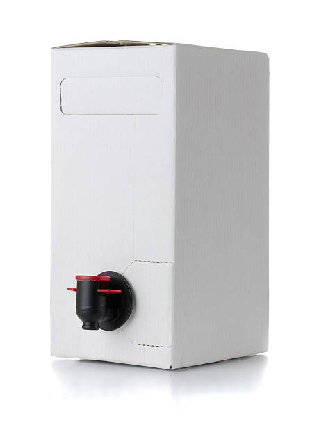white wine box - wine box bildbanksfoton och bilder