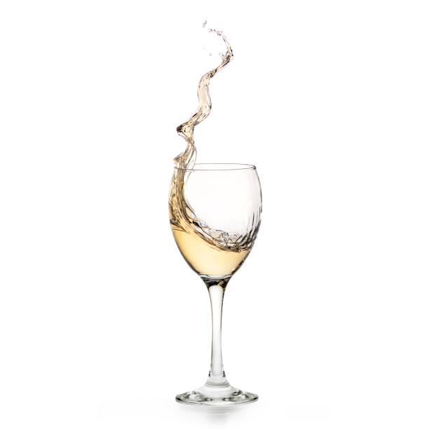 white wine white wine glass white wine stock pictures, royalty-free photos & images