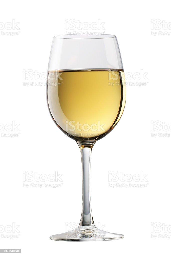 Vino bianco - foto stock