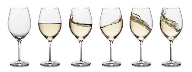 White wine splash-Kollektion – Foto