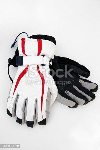 istock White winter gloves 692919078