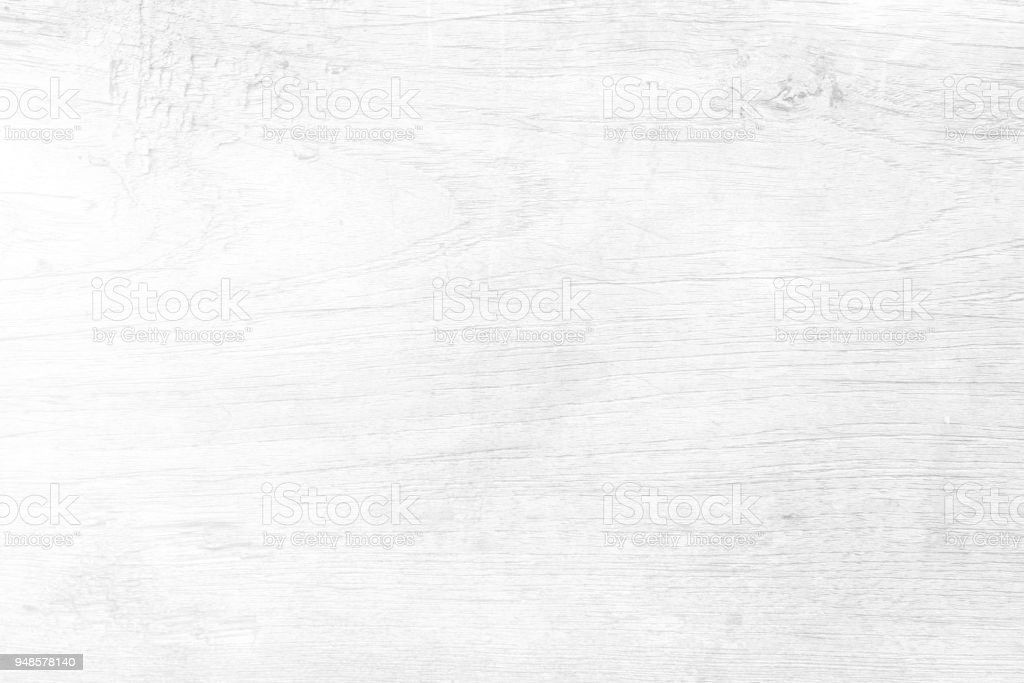 White Wood Board Texture Background. stock photo