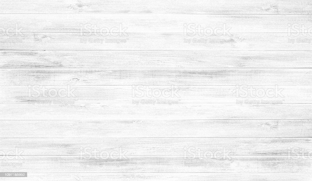 Fond de plancher de bois blanc de texture. - Photo de Abstrait libre de droits