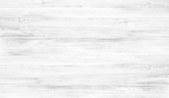 Photo libre de droit de Fond De Plancher De Bois Blanc De Texture banque d'images et plus d'images libres de droit de Abstrait