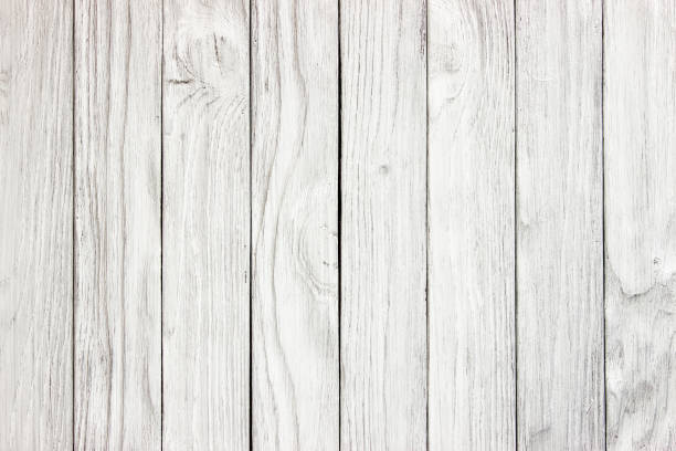 white wood panel background ready for product display montage. - whitewashed stock photos and pictures